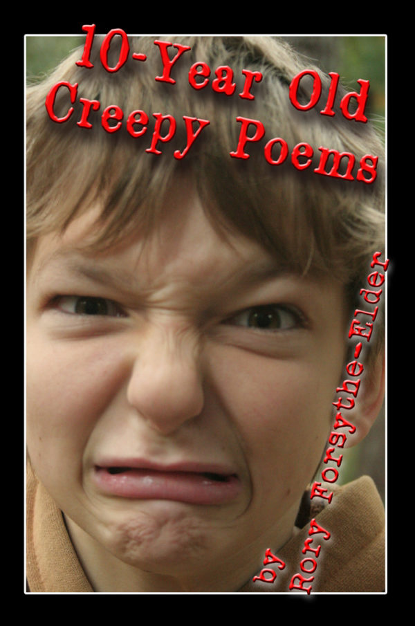 Ten-Year Old Creepy Poems cover