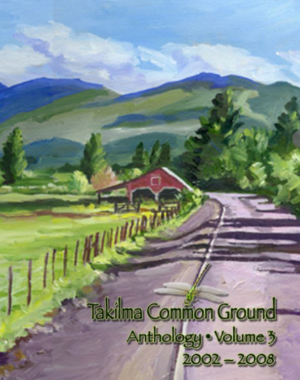 Takilma Common Ground 3 cover