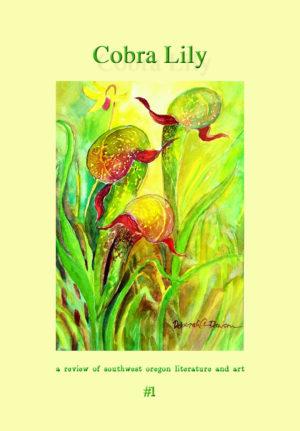 Cobra Lily 1 cover
