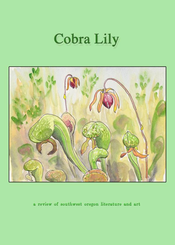 Cobra Lily 2 cover