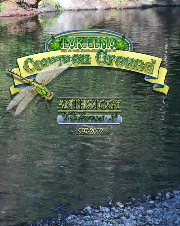 Takilma Common Ground 2 cover