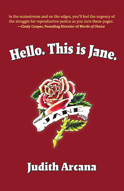 Hello. This is Jane. cover
